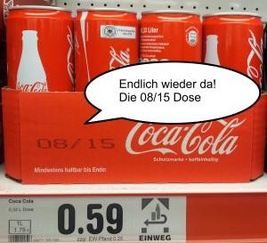 08/15 Cola Dose