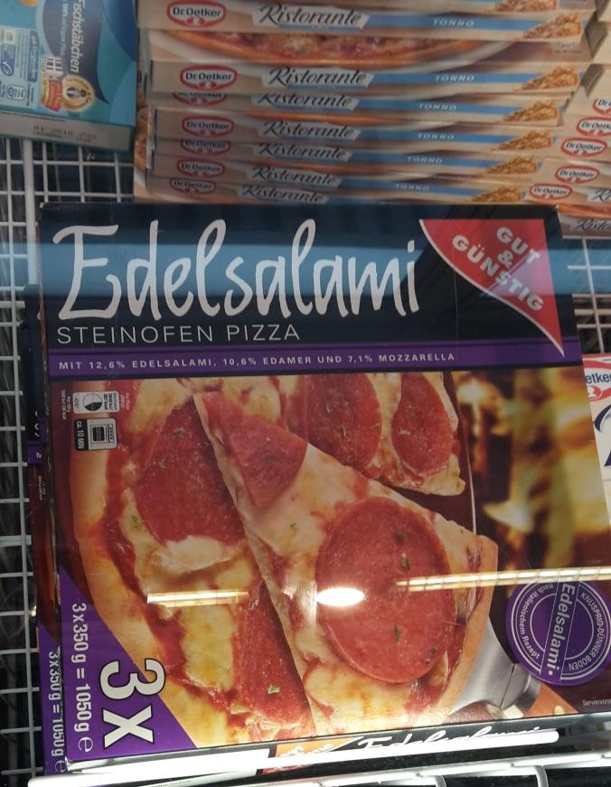 Edelsalami-Gut und Günstig